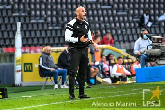 Vincenzo ITALIANO (Coach Spezia Calcio)