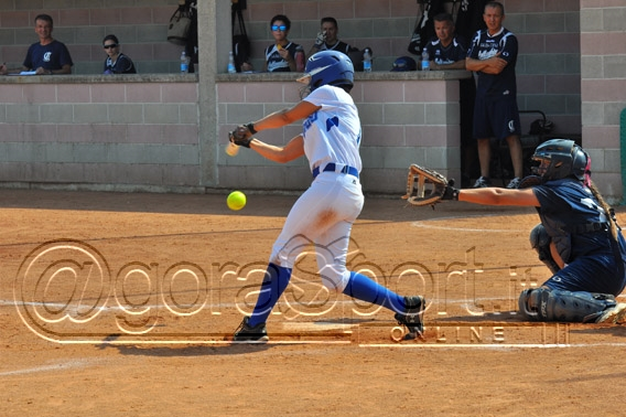 Softball Rovigo vs Collecchio 010